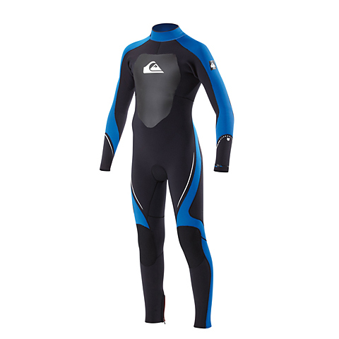 Quiksilver Syncro 4/3 L/S Full Wetsuit - Kids