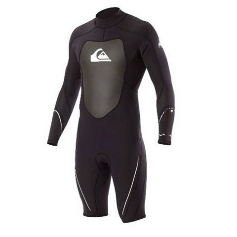 Quiksilver Syncro 2mm Long Sleeve Spring Suit