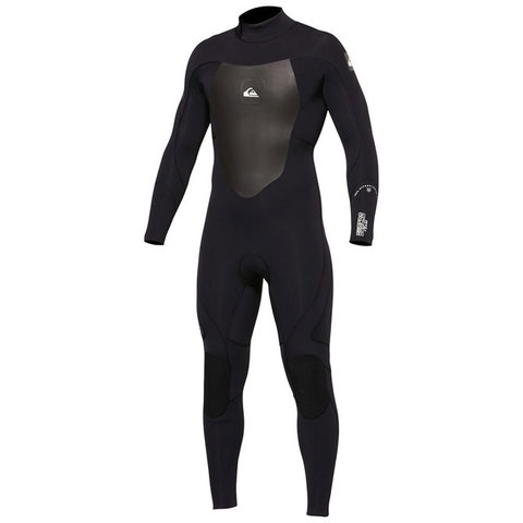 Quiksilver Syncro 4/3MM Back Zip Full Wetsuit
