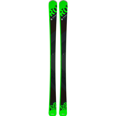If you're an expert skier with all-mountain carving on the mind than these epic skis from Rossignol might be everything that you've been looking for. The perfect blend of high performance and powerful freeride feel the Experience 88 HD Skis feature a light wood core that reduces weight for better maneuverability with a Carbon Alloy Matrix construction for awesome edge grip in a variety of conditions and Air Tip technology for increased float in powder.