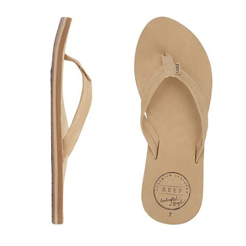 Reef Chill Leather Sandals - Women's