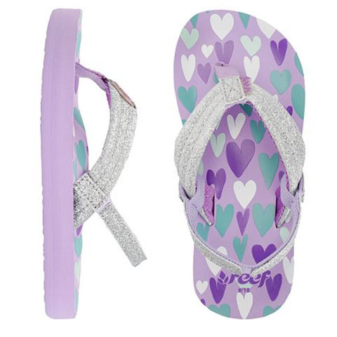 Reef Little Ahi Stars Sandals - Girl's