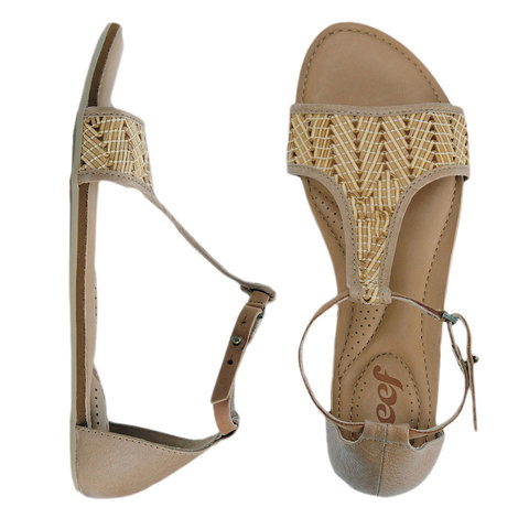 Reef Shaded Palms Sandals