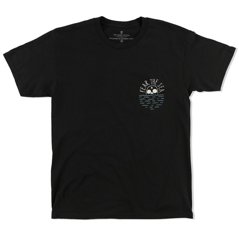 Roark Fear The Sea S/S Shirt