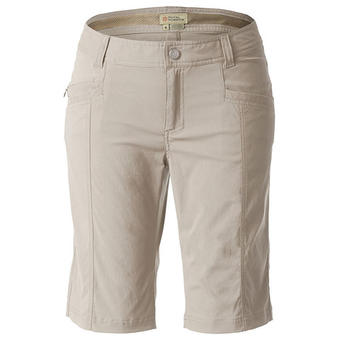 Royal Robbins Discovery Bermuda Shorts - Womens