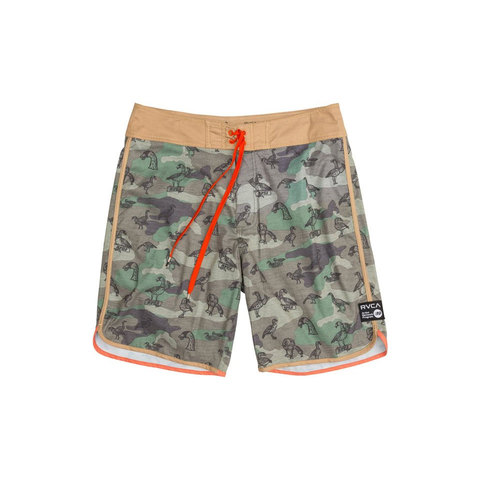 RVCA Ancell Shaka Trunks