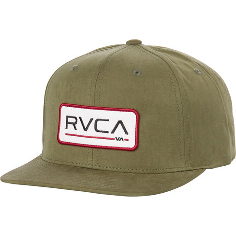 RVCA Big Block Hat
