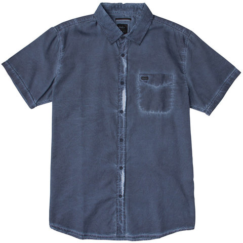 RVCA Cold Ones S/S Shirt - Mens - Outdoor Gear