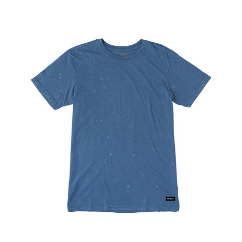 RVCA Label Mineral Wash Tee - Outdoor Gear