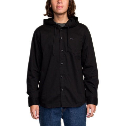 RVCA No Good Long Sleeve Shirt