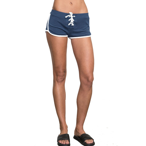 RVCA Rinker Lace-Up Short - Women's