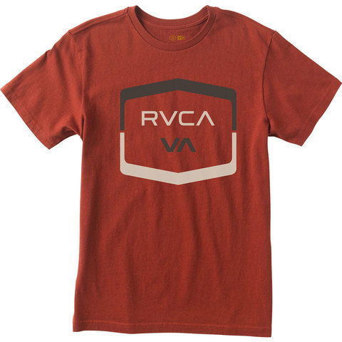 RVCA Rounded Hex Tee