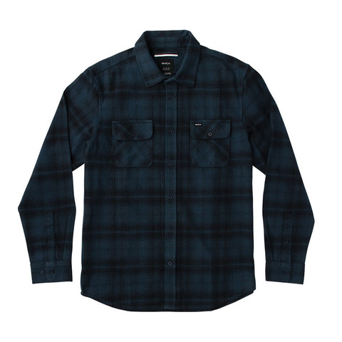 RVCA Standoff Long Sleeve Shirt