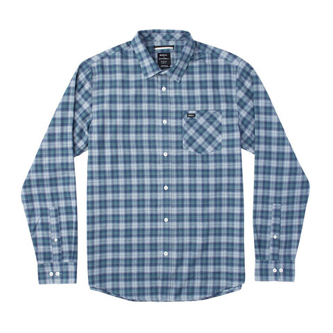 RVCA Ventura Long Sleeve Shirt