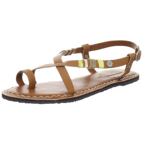 Roxy Mojito leather sandal
