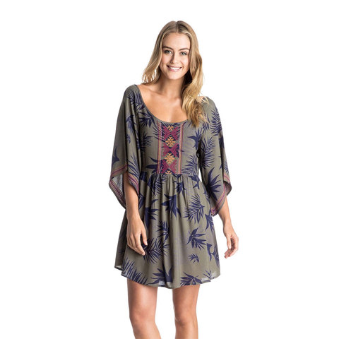 Roxy Sunset City Dress - Women's