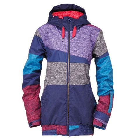 Home :: DC Clothing :: DC Snow Jackets :: Womens DC Holly Snowboarding