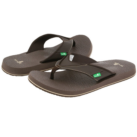 Sanuk Beer Cozy Sandals