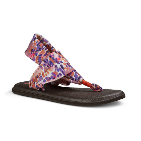 Sanuk Yoga Sling 2 Prints Sandals - Women's