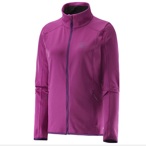 Salomon Discovery Full Zip - Womens