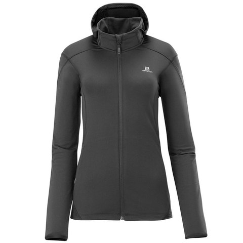 Salomon Discovery Hooded Midlayer Fleece - Women's