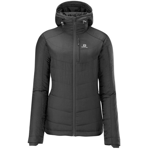 Salomon Insulated Hooded Jacket - Women's