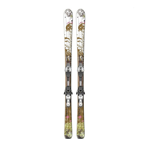 Salomon Origins Diamond Z10 TI Skis - Women's