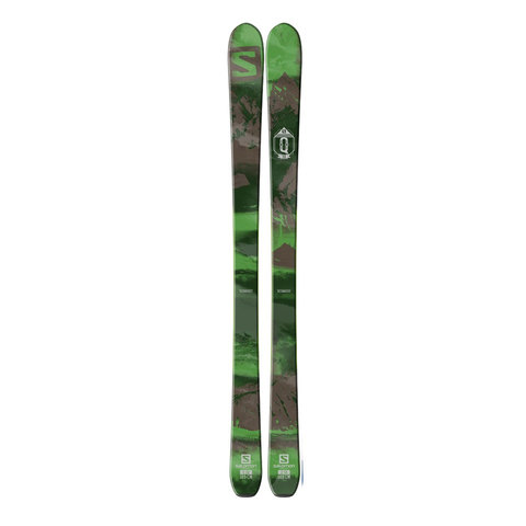 Salomon Q-90 Skis 2016