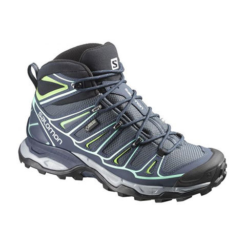 Salomon X Ultra Mid 2 GTX Hiking Boot - Womens - Outdoor Gear