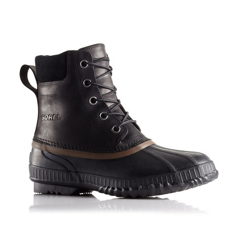 Sorel Cheyanne Lace Full Grain Leather Boot