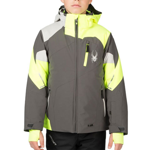 Spyder Boys' Leader Jacket - Kid's