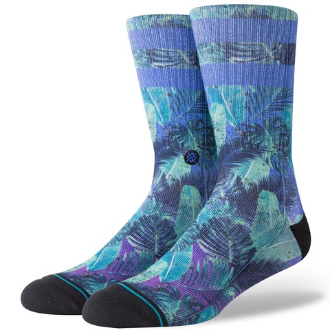 Stance Pop Palms Classic Crew Socks