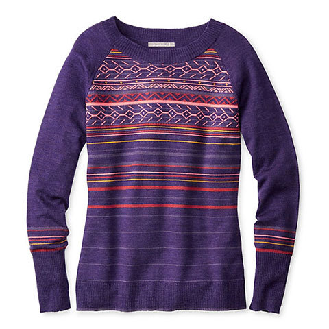 Smartwool Ethno Graphic Sweater - Womens - Outdoor Gear