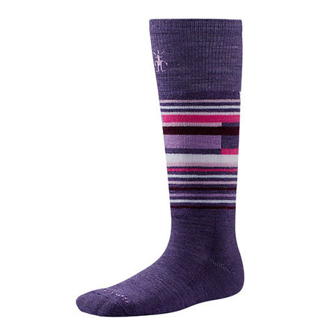 Smartwool Wintersport Stripe Sock - Kid's