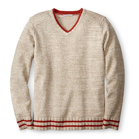 Smartwool Larimer V-Neck Sweater