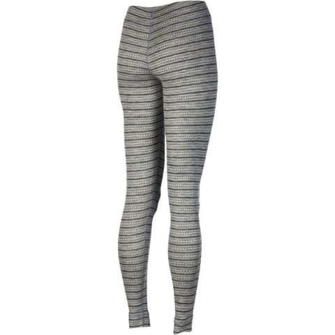Smart Wool Midweight Bottom Pattern Baselayer - Women's