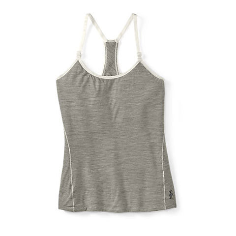 Smartwool NTS Micro 150 Strappy Pattern Tank - Womens - Outdoor Gear
