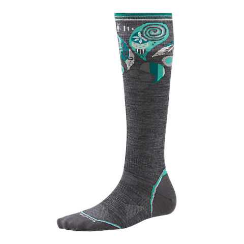 Smartwool PhD Ultra Light Pattern Socks - Women's