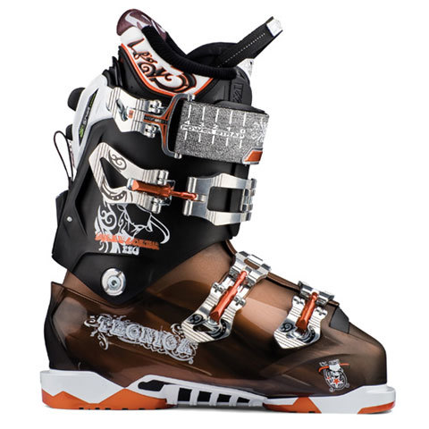 Tecnica Bushwacker Air Shell Ski Boot - 2012
