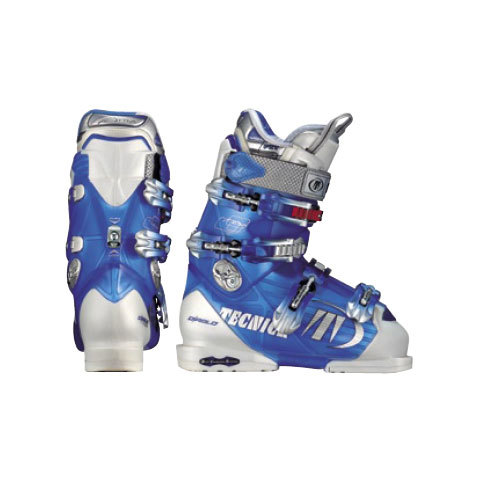 Tecnica Attiva Flame UltraFit Ski Boot - Women's 2007