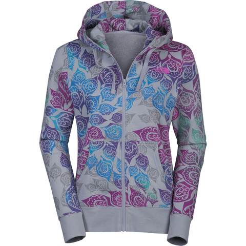 The North Face Atami Full Zip Hoodie - Women's