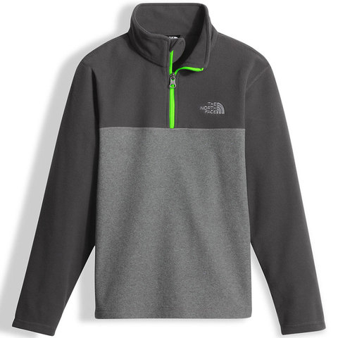 The North Face Glacier 1/4 Zip Fleece - Boys