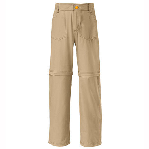 The North Face Boys Markhor Convertible Hike Pants