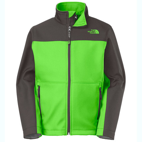 The North Face Apex Bionic Jacket - Boys - Outdoor Gear