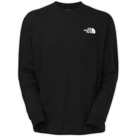 The North Face Carving Long-Sleeve Tee