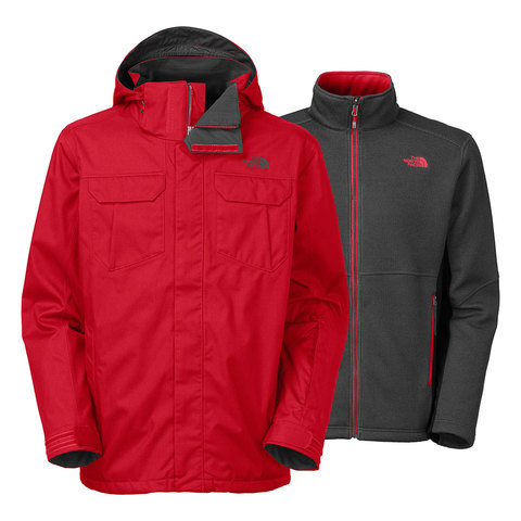The North Face Clooney Triclimate Jacket - Mens