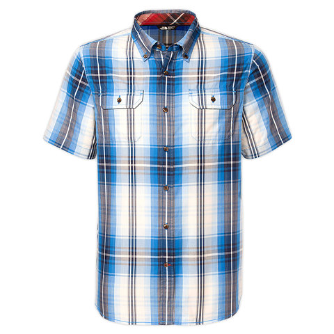 The North Face Delridge Short-Sleeve Shirt - Outdoor Gear