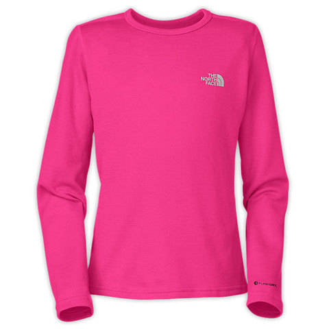 The North Face Girl's Long-Sleeve Baselayer Tee - Kids'