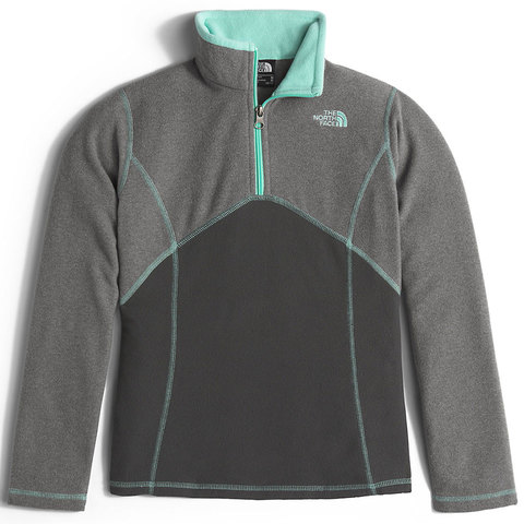 The North Face Glacier 1/4 Zip - Girl's