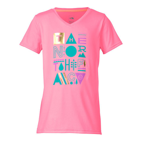 The North Face Girl's Reaxion S/S Tee
